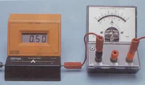 كيف تعمل الكهرباء Ammeter